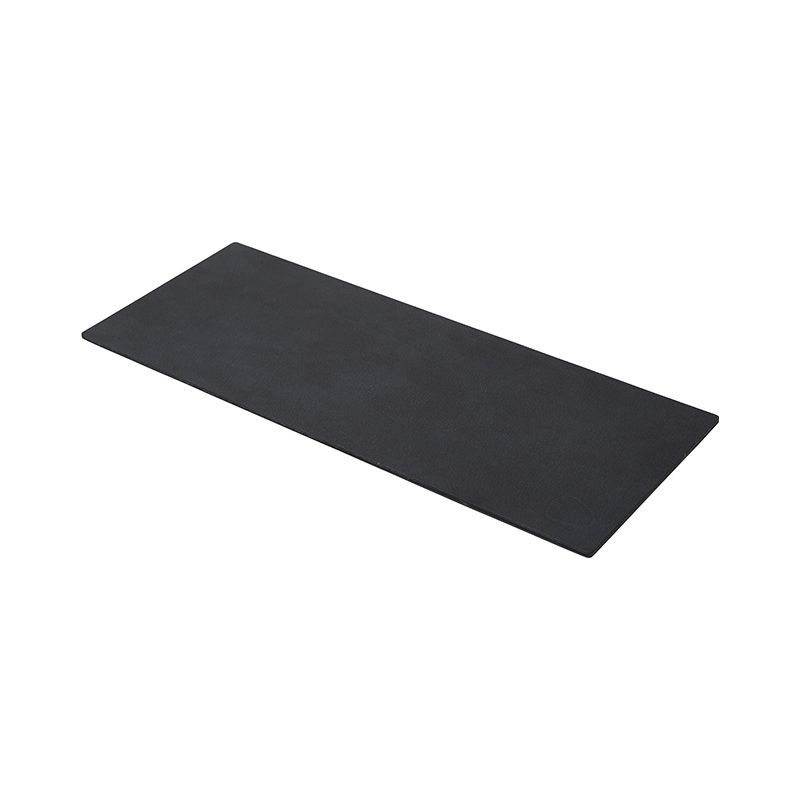 Leather board rechthoekig - NUPO anthracite