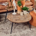 Lexington coffee table dia40/H49