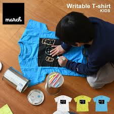 WRITABLE T-SHIRT Kids