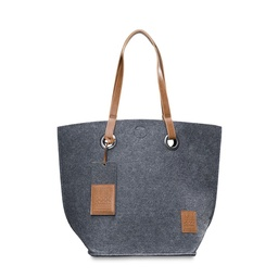 Shopper TESS antraciet