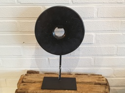 The Marble Disc on Stand M