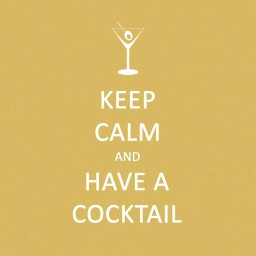 Coctail keep calm ...cocktail